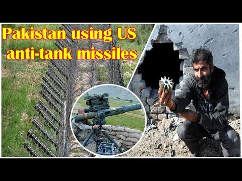 Pakistan using US anti-tank missiles to target Indian army bunkers on LoC