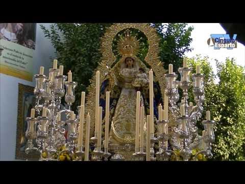 Procesión de la Virgen del Rosario del Barrio León