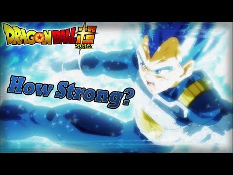 Vegeta's Form Stronger Than Goku!? - Vegeta's New Form Review