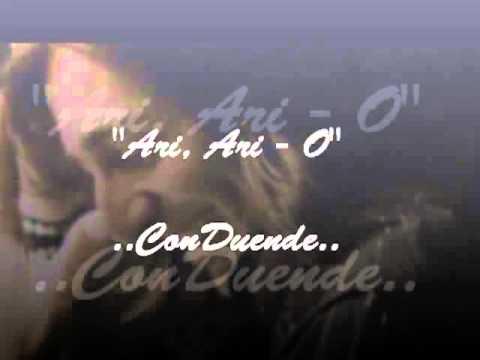 Antonio Carmona  -  Ari, Ari-O