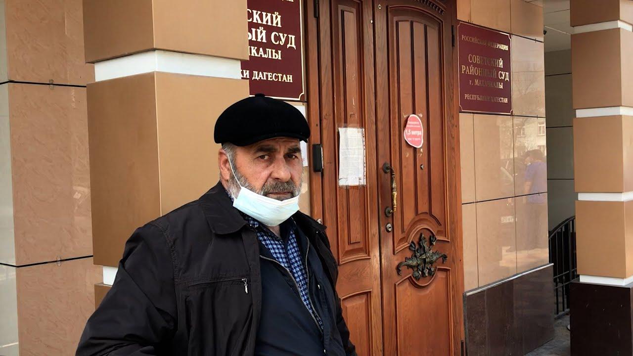 Махачкала: Гасангусейнов потребовал не покрывать убийц его детей