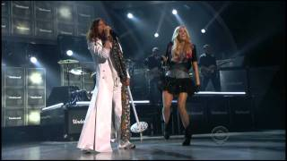 Carrie Underwood and Steven Tyler - Undo It_Walk This Way (ACM Awards 2011).mp4