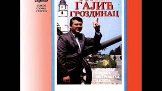 Zoran Gajic - Nisam te se nagledao - (Audio 1991)