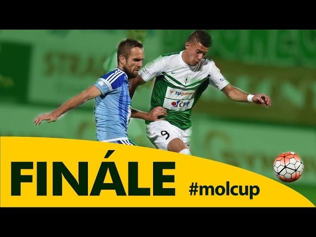 FINÁLE MOL Cupu - FK Mladá Boleslav vs. FK Jablonec