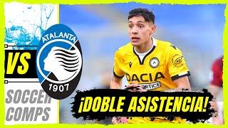 ¡DOBLE ASISTENCIA! de Nahuel Molina VS ᴀᴛᴀʟᴀɴᴛᴀ | 03/04/2021