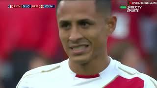 Peru vs Francia HD PARTIDO COMPLETO Fase de Grupo C  Mundial Rusia 2018