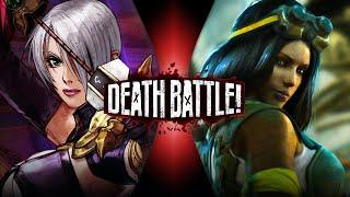 Ivy VS Orchid (Soul Calibur VS Killer Instinct)   DEATH BATTLE!