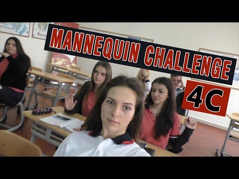 Mannequin Challenge: 4C English Class