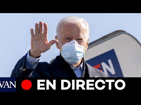 DIRECTO: Biden se pronuncia el dia de las elecciones