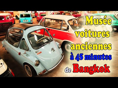 jesada technik museum, musée de véhicules anciens