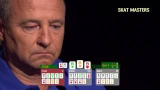 GameDuell Skat Masters Finale 2015 - Alle Stiche!