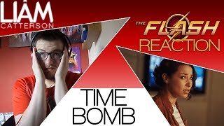 The Flash 5x17: Time Bomb Reaction
