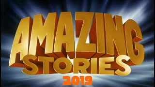 Steven Spielberg's Amazing Stories is coming back