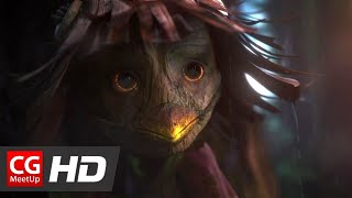 "CGI Animated Short Film HD ""Majora's Mask - Terrible Fate "" by EmberLab 