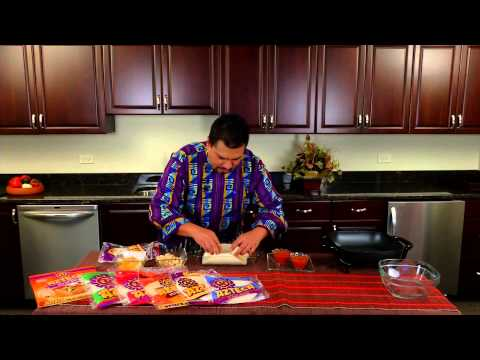 Azteca Food's Chef Gustavo Presents Easy Turkey Enchiladas