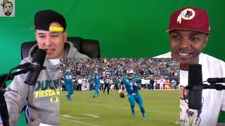 Eagles vs. Panthers | Reaction | NFL Week 6 Game Highlights |