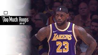 Los Angeles Lakers ALL-DEFENSE Highlights vs Utah Jazz - 10.25.2019