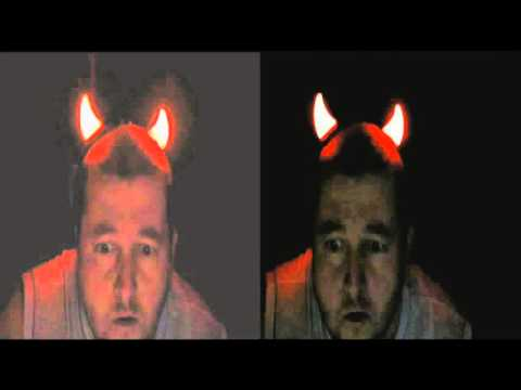 Horror in the Dungeon 3D ! Fears in 3D !( side-by-side )
