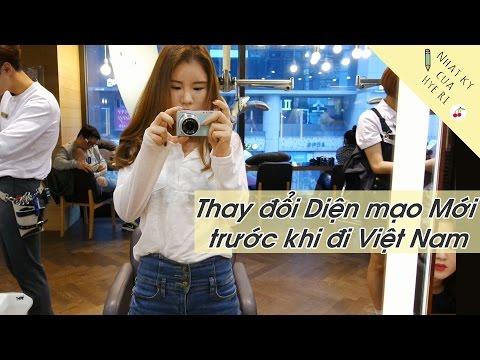 Thay đổi Diện mạo Mới trước khi đi Việt Nam