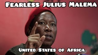 Fearless Julius Malema - All Africans Should watch this