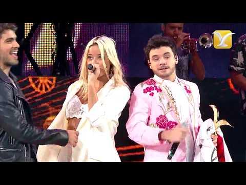 Marama y Rombai - Noche Loca - Festival de Viña del Mar 2017 - HD 1080p