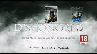 Dishonored :  bande-annonce