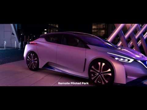 Nissan Intelligent Mobility | Chuyển động thông minh - Together We Ride