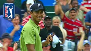 Tiger Woods' front-nine 28 at 2007 TOUR Championship