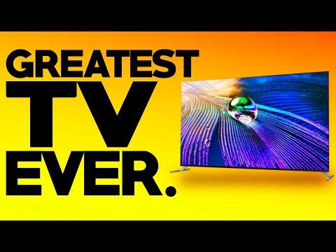 Best OLED TV?  Sony BRAVIA XR A90J