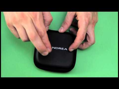 Andrea Electronics Superbeam Headset Open Box