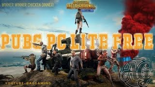PUBG Lite Free | How to play PUBG Lite from all countries!!