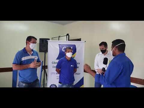 Em coletiva de imprensa CDL se manifesta sobre decisão da justiça em fechar o comercio em Brumado