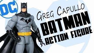 DC Collectibles Greg Capullo Designer series BATMAN Action Figure