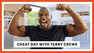 What Terry Crews Does on a Cheat Day | Cheat Day | Men's Health