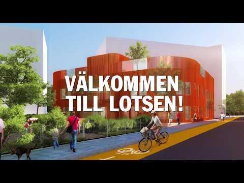 Lotsen- en ny central förskola