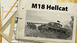 M18 Hellcat - костер для ведьмы