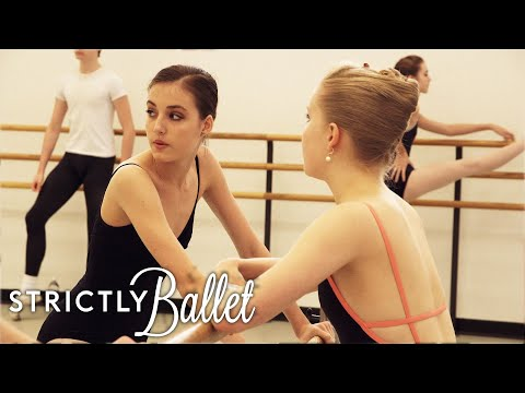 The Dancers Find out What the Future Holds | Strictly Ballet: Episode 8