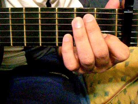 tutorial de guitarra como la brisa intro