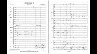 A Simple Song (from Mass) by Leonard Bernstein/arr. Michael Sweeney