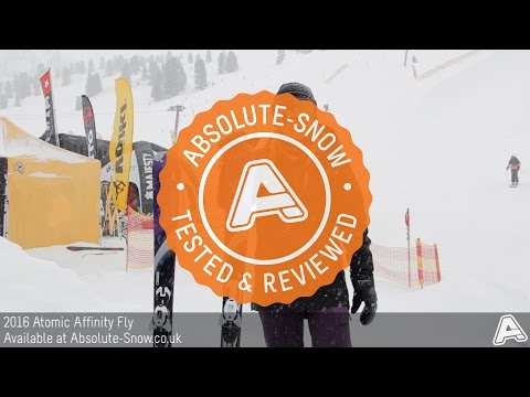 2015 / 2016 | Atomic Affinity Sky Ski | Video Review