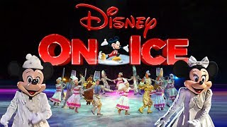 Disney On Ice Follow Your Heart Show Highlights