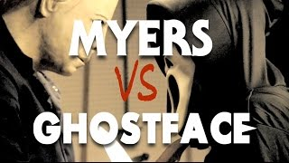 Michael Myers vs Ghostface (2013) Horror Fan Film HD