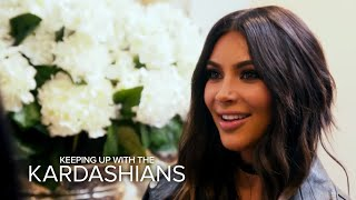 KUWTK   Kim Kardashian West Comes Face-to-Face With Her Lookalike   E!