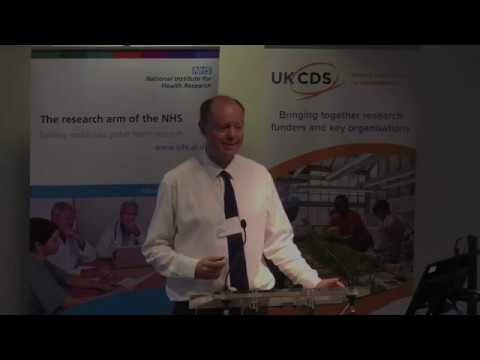 Chris Whitty global health research presentation – call 1 (now closed)
