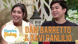 Dani Barretto & Xavi Panlilio admit that they are not fighting   Magandang Buhay