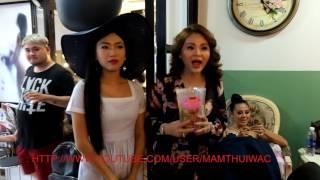 Diệu Nhi_Hậu Trường Live Show Kiều Minh Tuấn (p1)