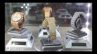 Alex The Jeweler Teaches us How to Properly Invest into Gold, Diamonds & Rolex Watches in Miami.