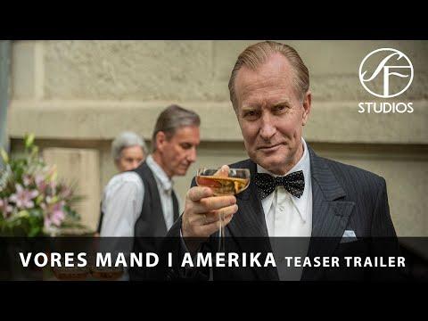 Vores Mand i Amerika - Teaser Trailer
