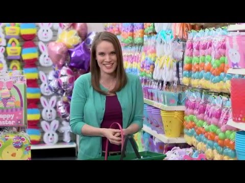 Dollar Tree Easter Entertainment on a Budget