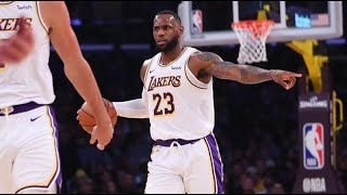 Dallas Mavericks vs LA Lakers- Full Game Highlights   December 29, 2019   NBA 2019-20